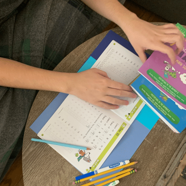 Math For The Child Who Struggles With Writing