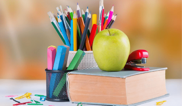 What You Need To Know About Your First Month Back To School (even at home)