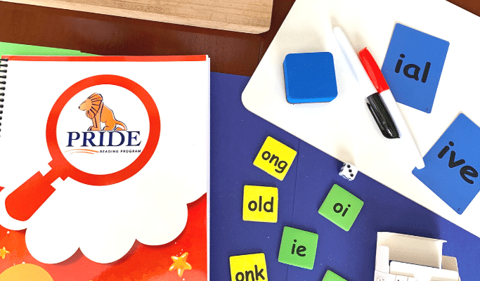 A Homeschool Reading Program For Older Struggling Readers