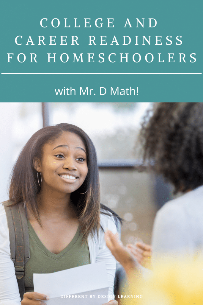College And Career Readiness For Homeschoolers