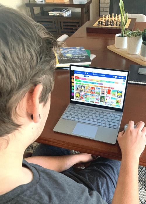 online homeschool curriculum