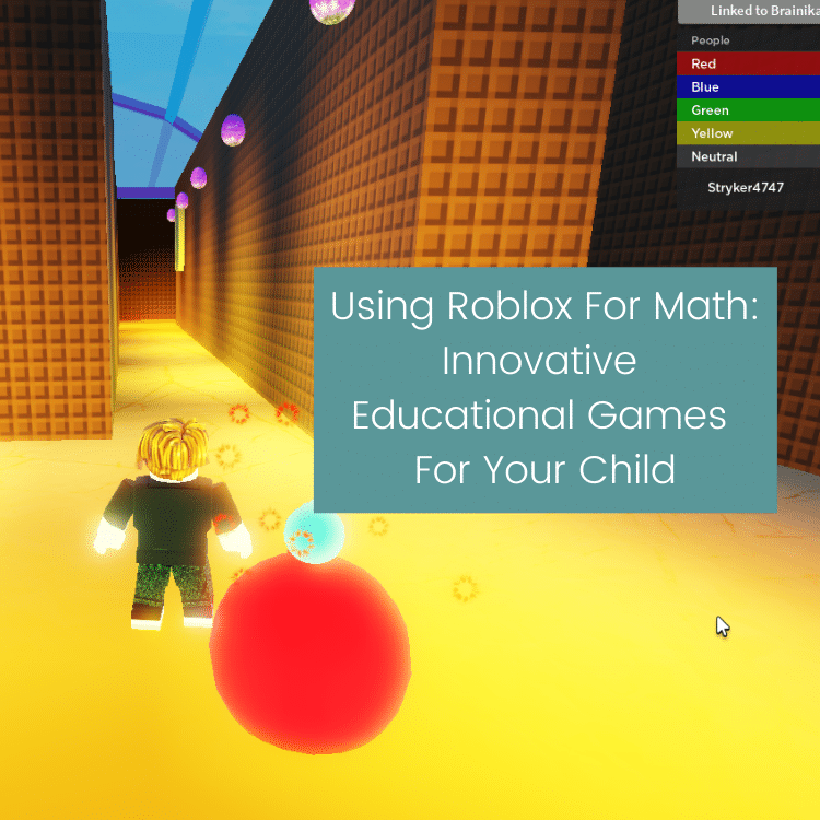 Using Roblox For Math: Innovative Educational Games For Your Child