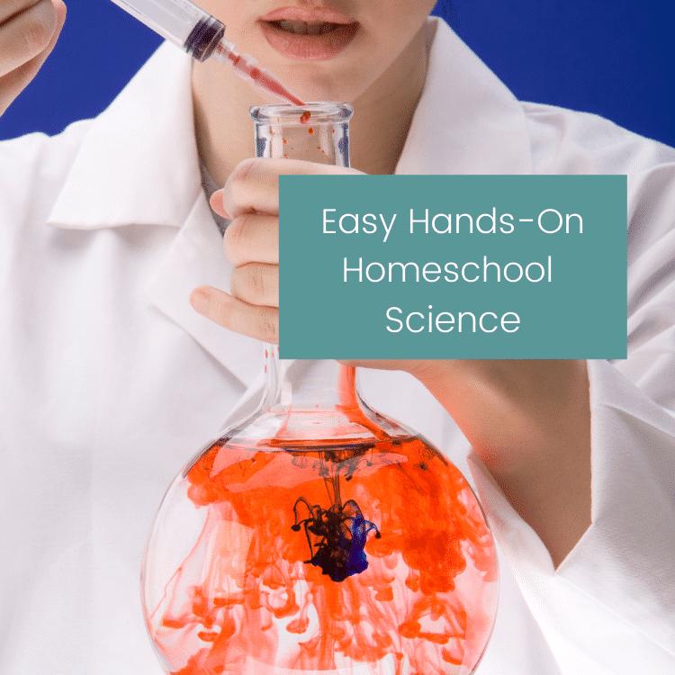 Easy Hands-On Homeschool Science With BookShark